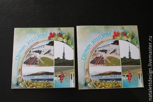 2 варианта печати: фотокнига и фотоброшюра