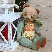 Куклы и игрушки ручной работы. Ярмарка Мастеров - ручная работа Christabel. Мишка тедди. Handmade.