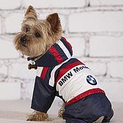 Для домашних животных, ручной работы. Ярмарка Мастеров - ручная работа Комбинезон для собаки Мотоспорт. Handmade.