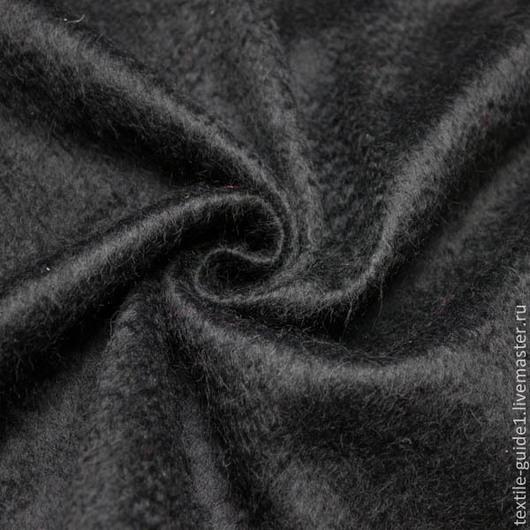 Ткань пальтовая, состав шерсть, мохер, цена 1530р.