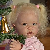 Куклы и игрушки ручной работы. Ярмарка Мастеров - ручная работа Кукла реборн - ТИППИ. Handmade.
