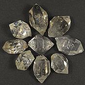 Минералы ручной работы. Ярмарка Мастеров - ручная работа Херкимерский алмаз, кварц кристалл. Handmade.