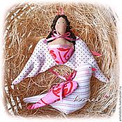 """Для дома и интерьера ручной работы. Ярмарка Мастеров - ручная работа Набор лавандового саше """"Розовая лаванда"""". Handmade."""