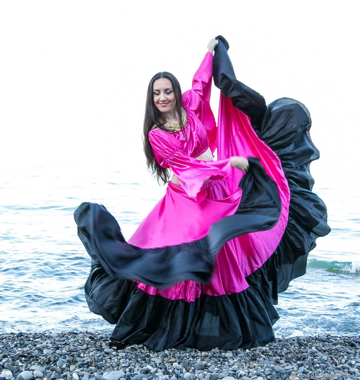 Платье В Цыганском Стиле Купить