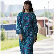 """Одежда ручной работы. Ярмарка Мастеров - ручная работа Вязаное платье """"Kaleidoscope Suite........ """". Handmade."""