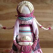 Куклы и игрушки ручной работы. Ярмарка Мастеров - ручная работа Ведучка с мальчиком. Handmade.