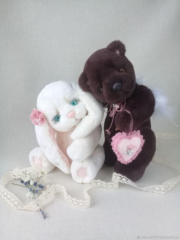 Bunny Teddy Valentine, Teddy Toys, Zheleznodorozhny,  Фото №1