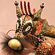 Сказочные персонажи ручной работы. Ярмарка Мастеров - ручная работа. Купить Дракон Лун-Янь. Handmade. Дракон, рептилия, бисер