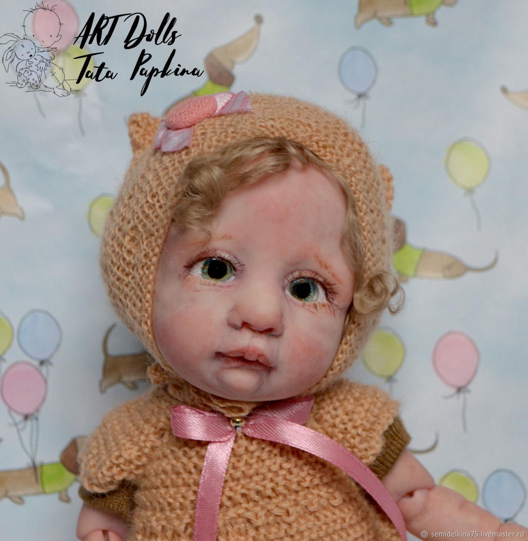 Reborn Dolls: Dolls and dolls: semi-articulated doll, Reborn, Aksay,  Фото №1