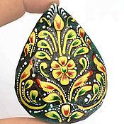 Украшения handmade. Livemaster - original item Emerald 1120 CT natural painted Exclusive !!!. Handmade.