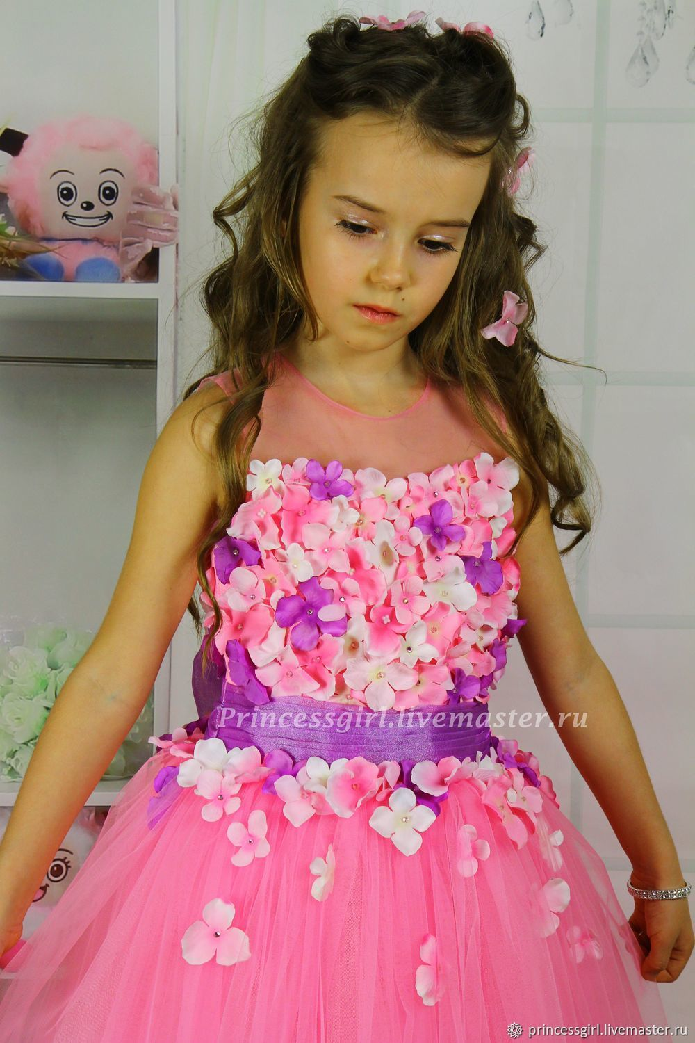 Fancy dress for girls, Childrens Dress, Moscow,  Фото №1