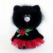 Куклы и игрушки handmade. Livemaster - original item Pussy Nigella. Handmade.