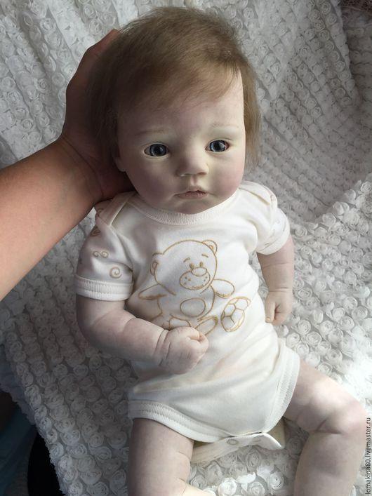 Куклы-младенцы и reborn ручной работы. Ярмарка Мастеров - ручная работа. Купить кукла реборн Варенька. Handmade. винил