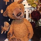 Куклы и игрушки ручной работы. Ярмарка Мастеров - ручная работа Тося Кармашкина,  Мишка тедди. Handmade.