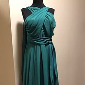 Одежда handmade. Livemaster - original item Dress Italian design
