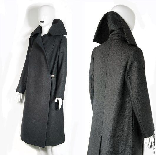 Верхняя одежда ручной работы. Ярмарка Мастеров - ручная работа. Купить Пальто женское. Handmade. Женское пальто, индивидуальный дизайн