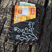 Сумки и аксессуары handmade. Livemaster - original item Leather image. Handmade.
