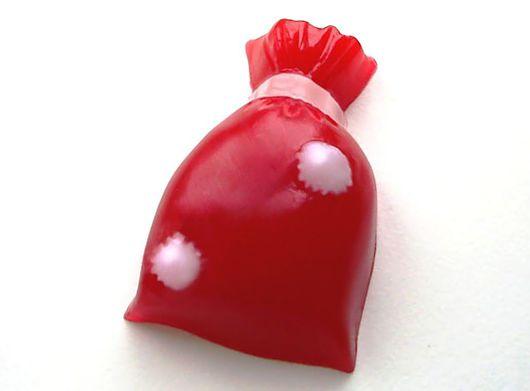 `Мешок с подарками` форма для мыла пластиковая