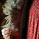 Верхняя одежда ручной работы. Заказать Пальто валяное зимнее Марфушечка. Ирина Бобкова BoBbiStudio. Ярмарка Мастеров. Фото №3