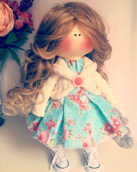 Коллекционные куклы ручной работы. Ярмарка Мастеров - ручная работа. Купить Кукла Маришка. Handmade. Кукла ручной работы