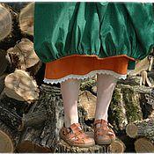Одежда ручной работы. Ярмарка Мастеров - ручная работа Радостная юбка для хорошего настроения. Handmade.