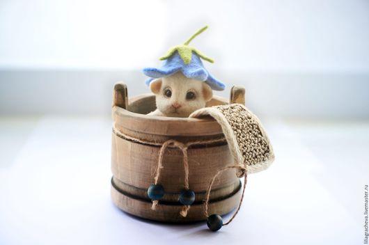 мышонок, мышка, мышата, мышь, мышка игрушка, игрушка, игрушка из войлока, игрушка ручной работы, игрушка из шерсти, игрушка в подарок, подарок, подарок девушке, подарок на день