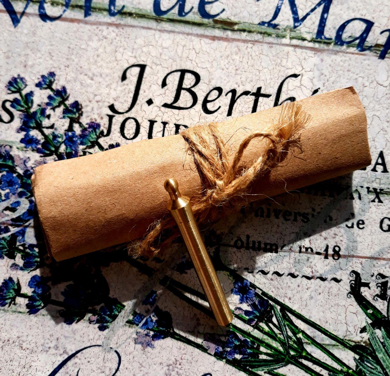 Круглая булька для цветов 2мм,насадка для ландышей, миниатюрных цветов, Инструменты для украшений, Ижевск,  Фото №1