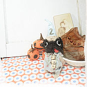 Куклы и игрушки ручной работы. Ярмарка Мастеров - ручная работа ONLY KINGS pug 384. Handmade.