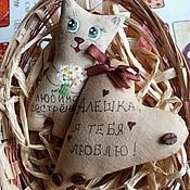 Куклы и игрушки ручной работы. Ярмарка Мастеров - ручная работа Магниты кофейные. Handmade.