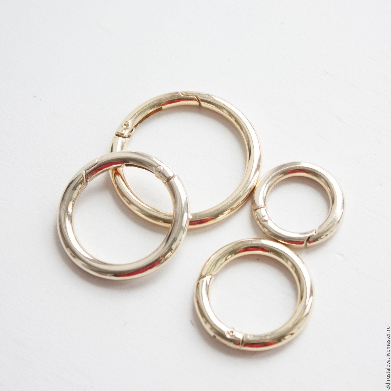 кольцо карабин для сумки купить в спб