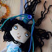 Куклы и игрушки ручной работы. Ярмарка Мастеров - ручная работа Чердачная кукла Винтажный ангел АнгелА. Handmade.