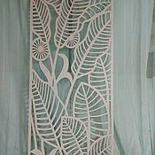 Для дома и интерьера handmade. Livemaster - original item MDF perforated panel. Handmade.