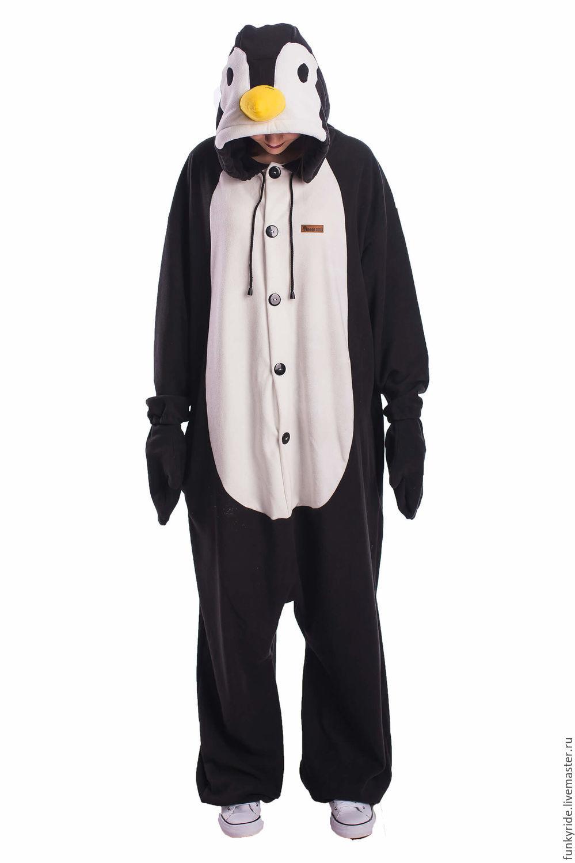 Costume kigurumi FUNKY PINGUIN Penguin KIGU, Cosplay costumes, Magnitogorsk,  Фото №1