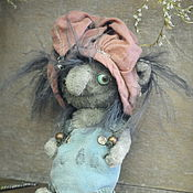 Куклы и игрушки ручной работы. Ярмарка Мастеров - ручная работа Мюкл Ном. Handmade.