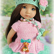 Одежда для кукол ручной работы. Ярмарка Мастеров - ручная работа Наряд для любимой куклы. Handmade.