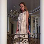 """Одежда ручной работы. Ярмарка Мастеров - ручная работа Летнее платье """"Mademoiselle"""". Handmade."""