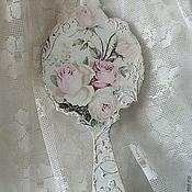 Для дома и интерьера handmade. Livemaster - original item Mirror shabby chic