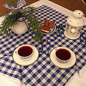 Для дома и интерьера ручной работы. Ярмарка Мастеров - ручная работа Комплект столового белья Итальянский завтрак. Handmade.