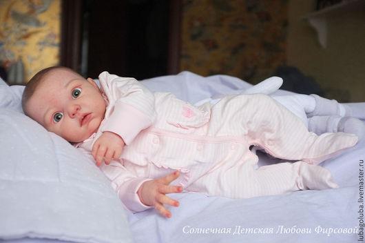 Куклы-младенцы и reborn ручной работы. Ярмарка Мастеров - ручная работа. Купить Малышка реборн Лола. Handmade. Реборн
