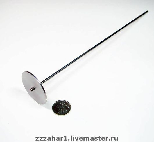 Other Handiwork handmade. Livemaster - handmade. Buy Mandrel under cabochon round ø 40 mm.Lampwork