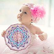 Фен-шуй и эзотерика ручной работы. Ярмарка Мастеров - ручная работа Оберег для ребенка мандала Маленькая Принцесса подарок новорожденному. Handmade.