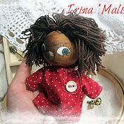 Куклы и игрушки ручной работы. Ярмарка Мастеров - ручная работа Ладошечный домовенок. Handmade.