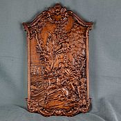 Для дома и интерьера handmade. Livemaster - original item Wood panels Date. Handmade.