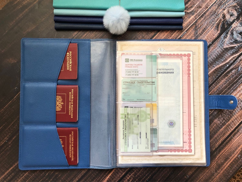 Folder for A4 documents, Folder, Moscow,  Фото №1