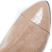 Обувь ручной работы. Ярмарка Мастеров - ручная работа Сапоги Light. Handmade.