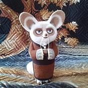 Куклы и игрушки ручной работы. Ярмарка Мастеров - ручная работа Мастер Шифу. Handmade.