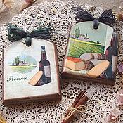 Для дома и интерьера ручной работы. Ярмарка Мастеров - ручная работа Доска для сыра, Provence.. Handmade.