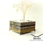 Для дома и интерьера handmade. Livemaster - original item Box: Box for Couturier. Handmade.