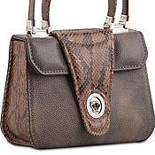 Сумки и аксессуары handmade. Livemaster - original item Branded bag. Unukalhai collection.. Handmade.