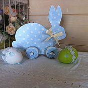 """Для дома и интерьера ручной работы. Ярмарка Мастеров - ручная работа Игрушка """"Кролик"""". Handmade."""